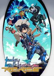 Gundam Build Divers Re:Rise