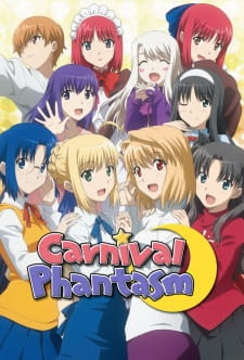Nonton Carnival Phantasm Subtitle Indonesia Streaming Gratis Online