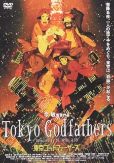 Tokyo Godfathers picture