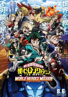 Boku No Hero Academia The Movie 3 World Heroes Mission Myanimelist Net
