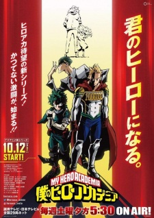 Boku no Hero Academia 4th Season picture