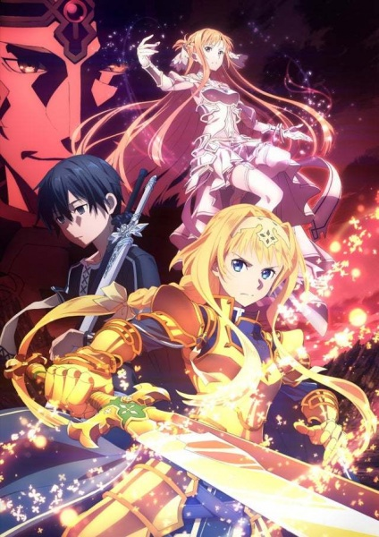 Sword Art Online: Alicization - War of Underworld Reflection, Sword Art Online: Alicization Recap, Sword Art Online: Alicization - War of Underworld Episode 0,  ソードアート・オンライン アリシゼーション War of Underworld 前半戦総集編特番「リフレクション」