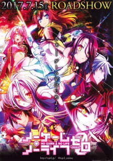 No Game No Life: Zero Subtitle Indonesia