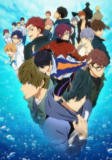 Free!: Dive to the Future Movie