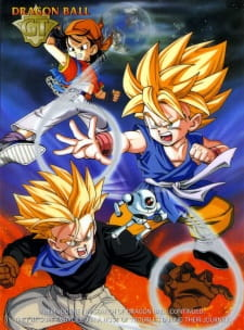 Dragon Ball GT - Dublado