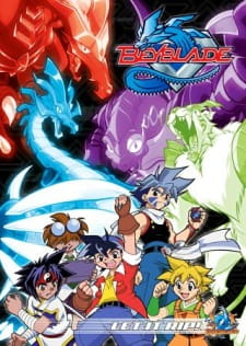 Nonton Bakuten Shoot Beyblade Subtitle Indonesia Streaming Gratis Online