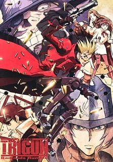 Trigun: Badlands Rumble مترجم