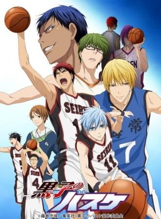 Kuroko no Basket Anime Cover
