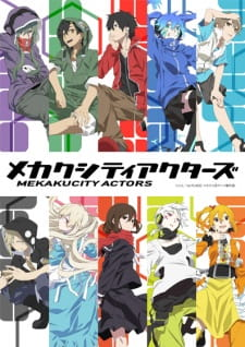 Mekakucity Actors Subtitle Indonesia
