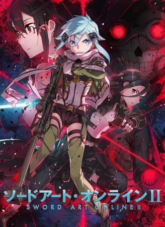 Sword Art Online II, Sword Art Online II,  Phantom Bullet, SAO II, Sword Art Online 2, SAO 2,  ソードアート・オンライン II