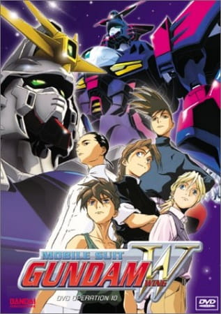 Mobile Suit Gundam Wing, Mobile Suit Gundam Wing,  New Mobile Report Gundam Wing, Shin Kidou Senki Gundam Wing,  新機動戦記ガンダムW