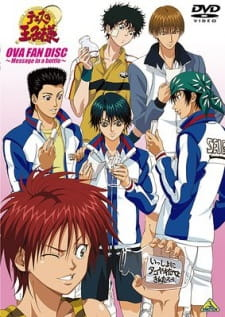Tennis no Ouji-sama: Message in a Bottle