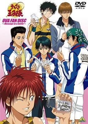 Tennis no Ouji-sama: Message in a Bottle, Prince of Tennis OVA Fan Disc: Message in a Bottle,  テニスの王子様 OVA FAN DISC ~Message in a bottle~