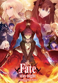Fate/stay night [Unlimited Blade Works] Season 2, Fate/stay night [Unlimited Blade Works] Season 2,  Fate/stay night (2015), Fate - Stay Night,  Fate/stay night [Unlimited Blade Works] 2nd シーズン
