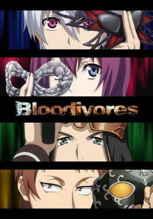 Bloodivores, Bloodivores,  Space Time Prisoner,  BLOODIVORES