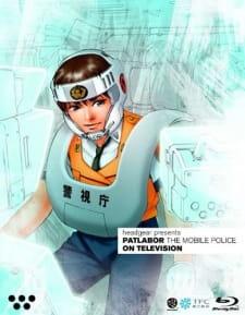 Kidou Keisatsu Patlabor: On Television picture