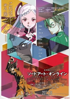 Sword Art Online Movie: Ordinal Scale picture