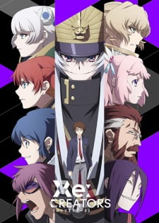 Re:Creators Subtitle Indonesia