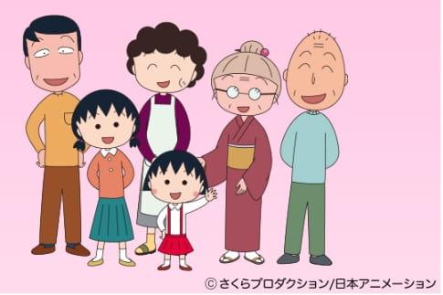 Little Miss Maruko, Little Miss Maruko,  Maruko-chan,  ちびまる子ちゃん