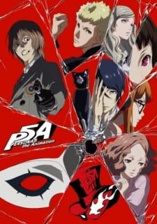 Persona 5 the Animation: Dark Sun Subtitle Indonesia