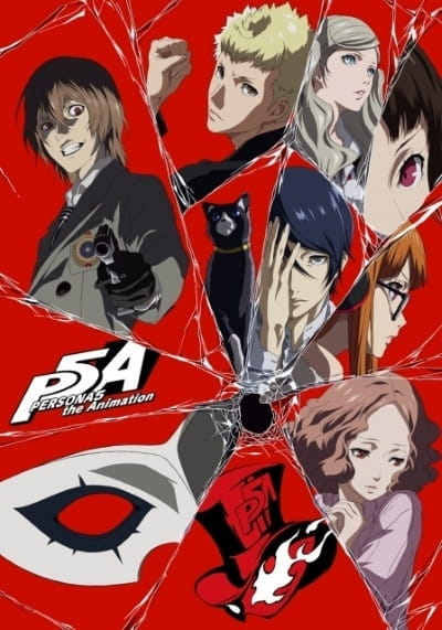 Cover Persona 5 the Animation (2018)