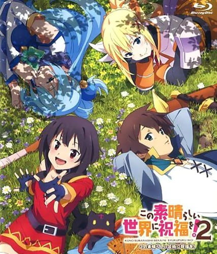 KonoSuba: God's Blessing on This Wonderful World! 2: God's blessing on this wonderful Art!, KonoSuba: God's Blessing on This Wonderful World! 2: God's blessing on this wonderful Art!,  KonoSuba: God's Blessing on This Wonderful World! Second Season OVA, Kono Subarashii Sekai ni Shukufuku wo! 2 OVA,  この素晴らしい世界に祝福を!2 この素晴らしい芸術に祝福を!