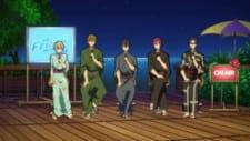 Free!: Take Your Marks: Character Butai Aisatsu