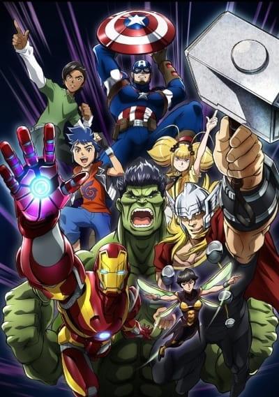 Marvel Future Avengers (2018)