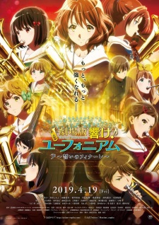 Hibike! Euphonium Movie 3: Chikai no Finale مترجم