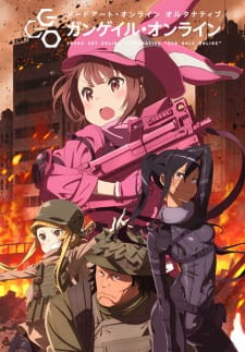 Sword Art Online Alternative: Gun Gale OnlineThumbnail 3