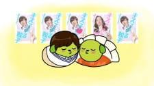 """Kiss Dekiru Gyoza"" x Mameshiba Movie"