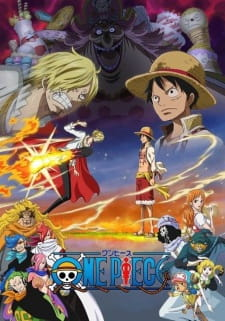 One Piece Episode 734 Sub Indo Subtitle Indonesia