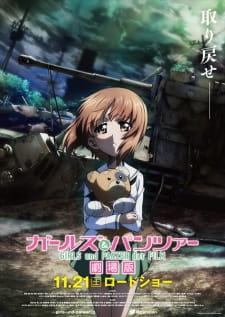 Girls & Panzer Movie picture