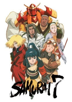 Samurai 7, Samurai 7,  Samurai Seven,  サムライセブン