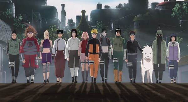 Naruto Shippuuden Movie 3 - Hi no Ishi wo Tsugu Mono