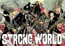 One Piece Film: Strong World picture