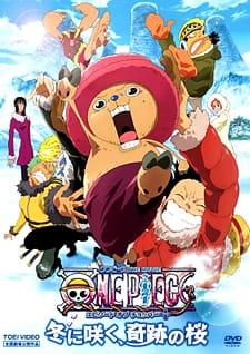 One Piece The Movie: Episode of Chopper Plus - Fuyu ni Saku, Kiseki no Sakura