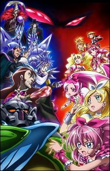 Precure All Stars Movie DX3: Mirai ni Todoke! Sekai wo Tsunagu☆Nijiiro no Hana, Pretty Cure All Stars DX3: Reach the Future! The Rainbow Flower that Connects the World, Eiga Precure All Stars DX3: Mirai ni Todoke! Sekai wo Tsunagu Nijiiro no Hana,  映画 プリキュアオールスターズDX3 未来に届け!世界をつなぐ☆虹色の花