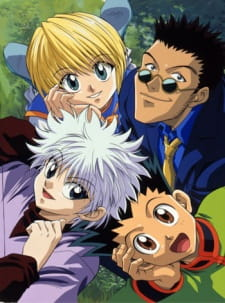 Hunter x Hunter Episode 01-02 Dubbed Indonesia