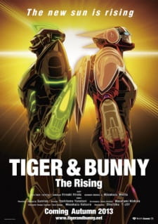 Tiger & Bunny Movie 2: The Rising picture