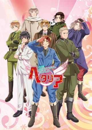 Hetalia: The Beautiful World, Hetalia: The Beautiful World,  ヘタリア The Beautiful World