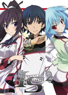 IS: Infinite Stratos 2 BD Sub Indo