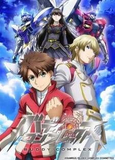 Buddy Complex Subtitle Indonesia