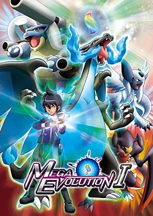 Pocket Monsters XY: Mega Evolution