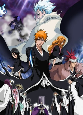 Bleach the Movie: The DiamondDust Rebellion poster