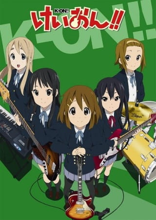 K-ON! Season 2, K-ON! Season 2,  Keion 2, K-On!! 2nd Season,  けいおん!!