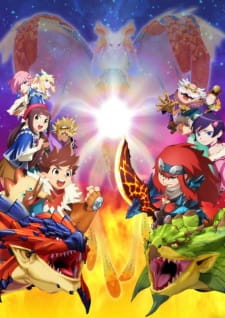 Monster Hunter Stories: Ride On picture