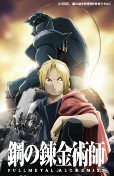 Fullmetal Alchemist: Brotherhood-Fullmetal Alchemist: Brotherhood