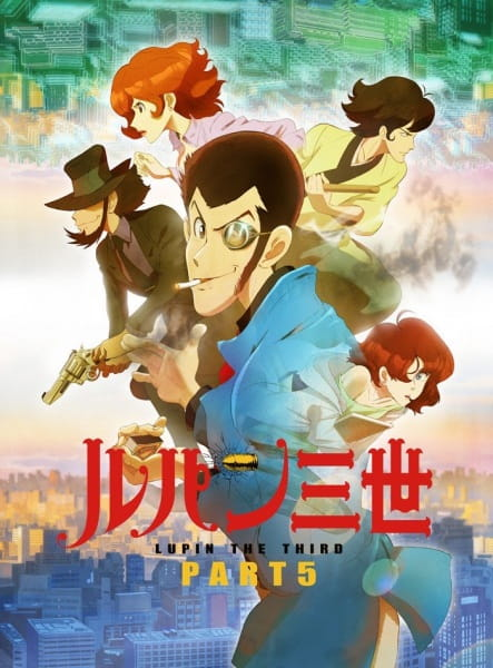 Lupin III: Part V-thumb