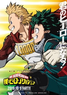 ea2eacb2ae63 Watch Boku no Hero Academia 4th Season - MyAnimeList.net
